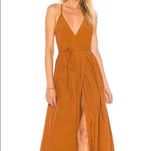 Faithfull The Brand Maxi Dress. Sz 8/ AS12/ Large.